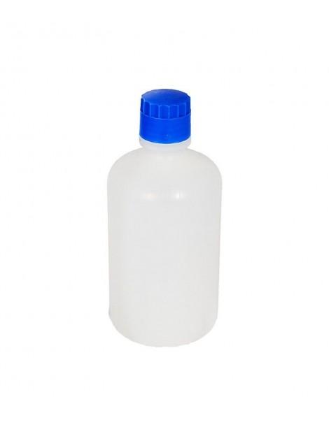 Botella Tapón Azul