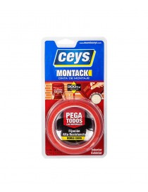 Cinta doble Montack Ceys Express 2,5Mx19MM