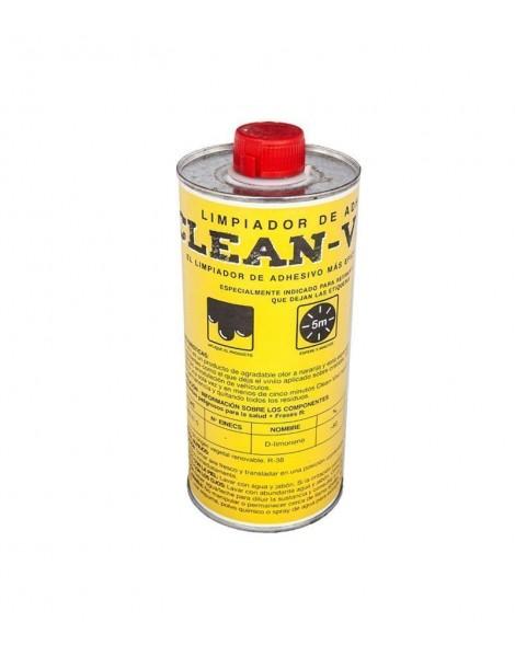 Limpiador de adhesivo Clean Vinil