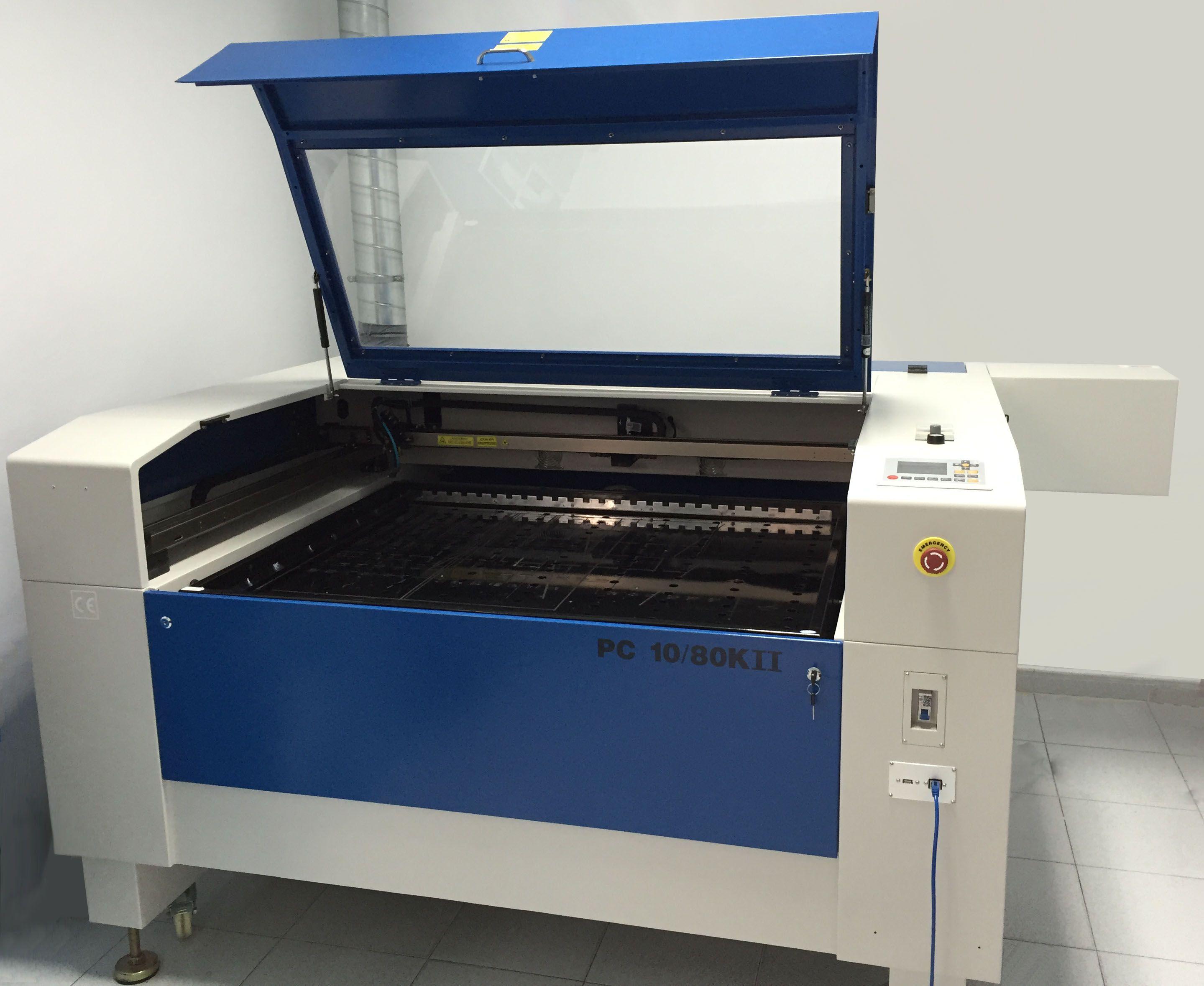 maquina láser corte laser
