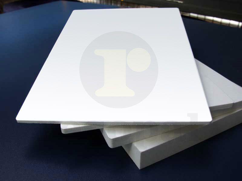Planchas de PVC