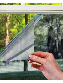Lámina espejo y privacidad Reflecpal - Ejemplo privacidad