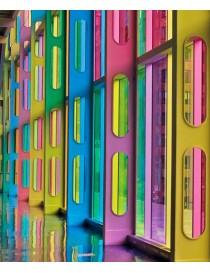 Lámina colores transparentes Reflecpal