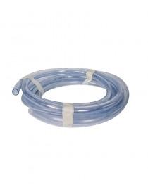 Tubería de PVC flexible y transparente