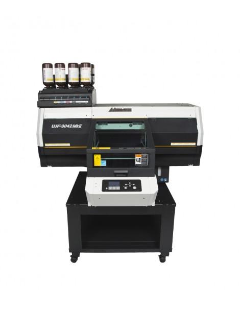 Máquina de impresión UV en plano Mimaki UJF-3042 MK II
