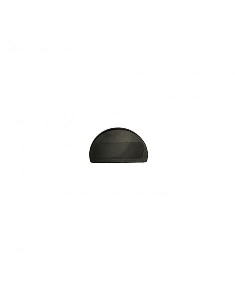 Mini Espátula redonda en color negro