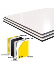 Planchas de aluminio Ultra ResoLite