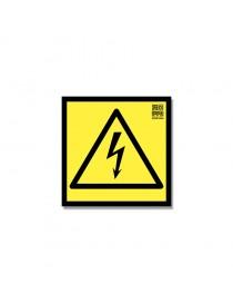 Señal Riesgo eléctrico 210x210 mm Clase A