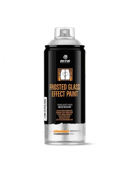 Spray efecto ácido en vidrio