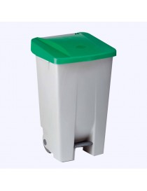 Contenedor selectivo de 80 litros