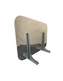 Pack de 2 soportes para mamparas