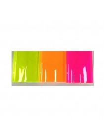 Lamina de PVC flexible de colores
