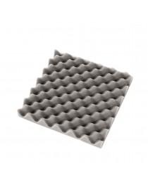 Espuma acústica de tipo caja de huevos
