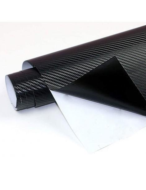Vinilo efecto fibra de carbono