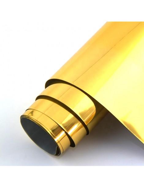 Vinilo cromado efecto espejo - Gold