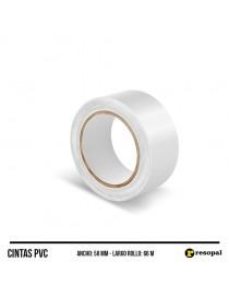 Cintas adhesivas de PVC