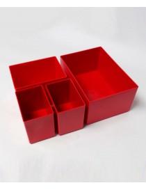 Cajón extraible Rojo