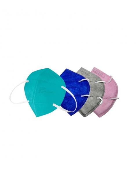 Pack 10 mascarillas colores FFP2 NR