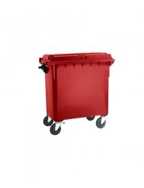 Contenedor de basura de 800 L