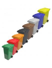 Contenedor de basura de 240 L