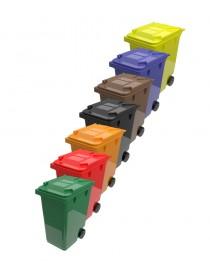 Contenedor de basura de 360 L