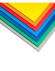 Planchas PVC espumado de colores