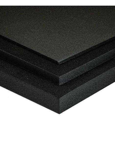 PVC Espumado Negro