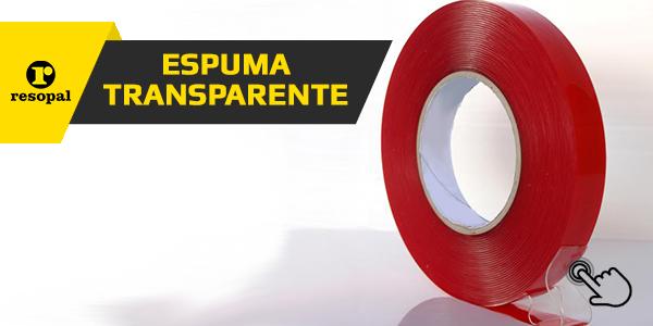 Espuma Transparente 6610