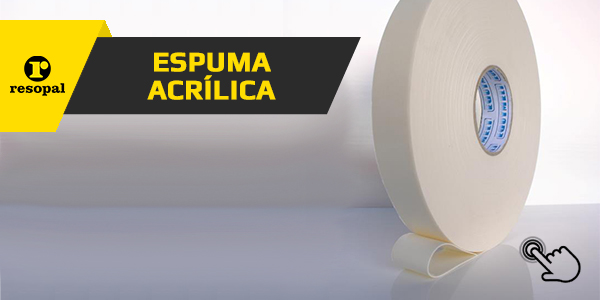 Espuma Acrilica 7625