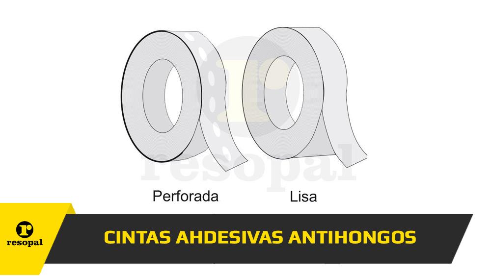 Cintas Antihongos