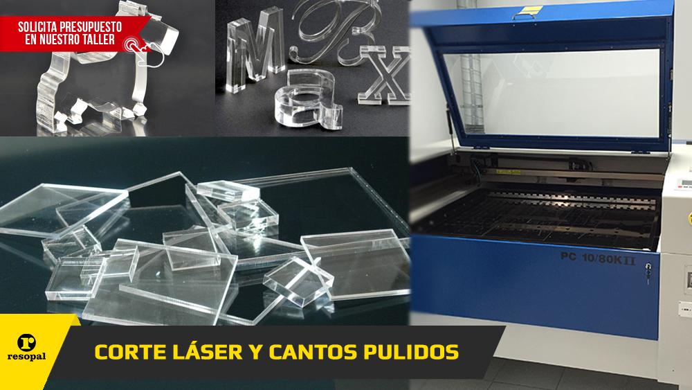 Corte Laser Metacrilato
