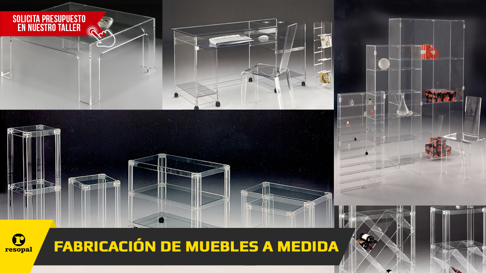 Muebles Metacrilato