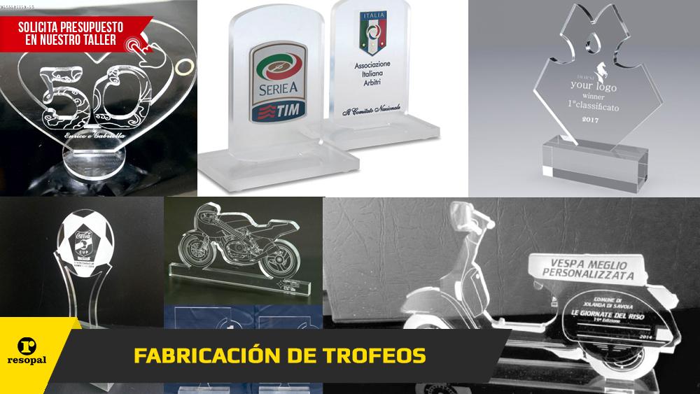 Trofeos Metacrilato