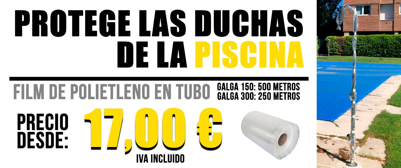 Tubular Piscinas