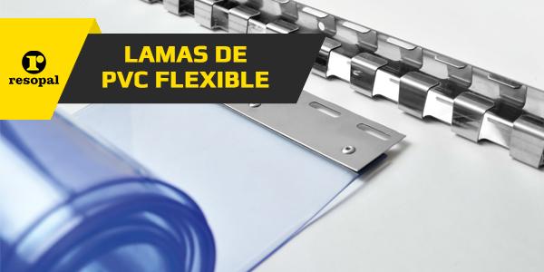 Lamas PVC Flexible