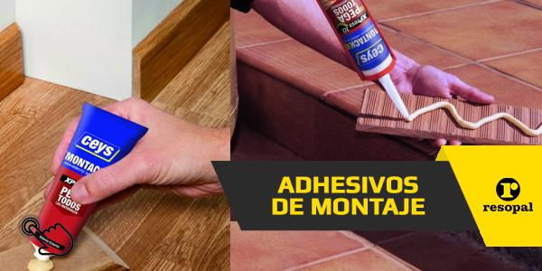 Adhesivos de montaje CEYS